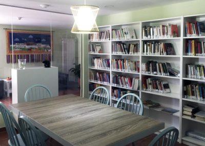 Biblioteca Tierra de Budas